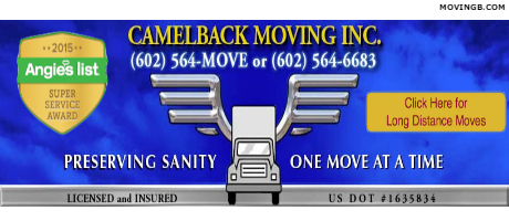 Camelback Moving - Arizona Movers