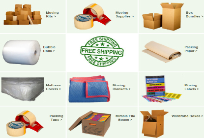 Order Packaging Materials