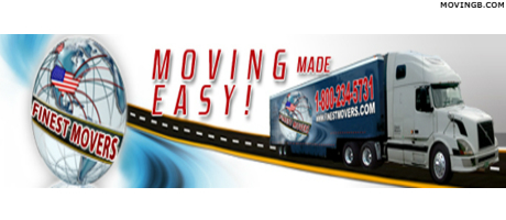 Finest Movers Prudential - Florida Movers
