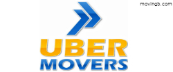 Uber movers - household moving company