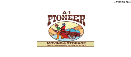 A 1 Pioneer moving - Utah Movers