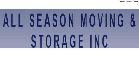 All Season Moving - Vermont Home Movers
