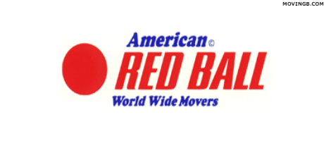 American red ball movers - Indiana Home Movers