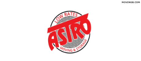 Astro Moving - Long Distance movers