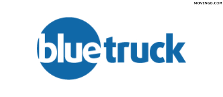 Blue truck Moving - Arkansas Home Movers