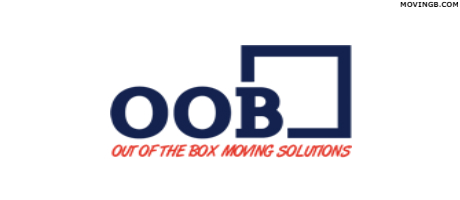 Out of the box Moving - California Movers