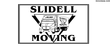 Slidell Moving - Louisiana Home Movers