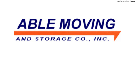 Able moving and storage - New Hampshire Movers