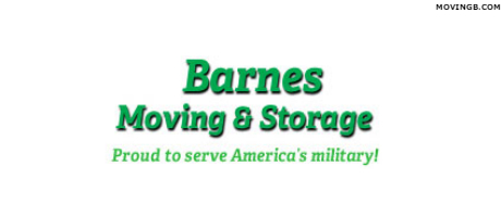 Barnes moving - Moving Services