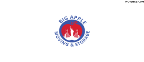Big Apple Moving and Storage - New York City Movers