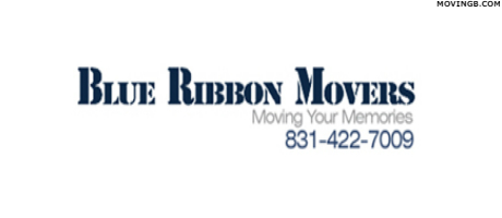 Blue Ribbon Movers -California Home Movers