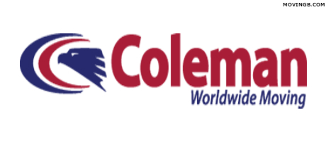 Coleman American Moving - Alabama Movers
