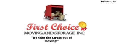 First choice moving services