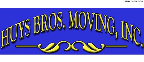 Huys bros moving - Indiana Home Movers