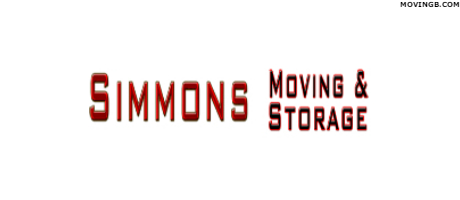 Simmons Moving and Storage - Louisiana Home Movers