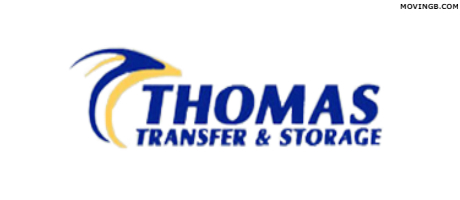 Thomas transfer and storage - Kansas Home Movers