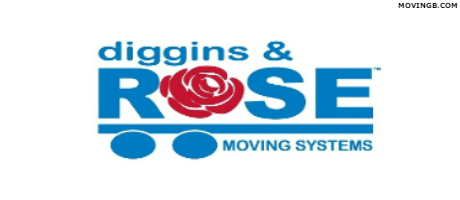 diggins and rose moving systems - New Hampshire Movers