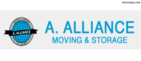 A Alliance Moving - Moving Services