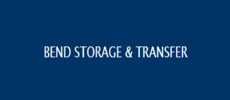 Bend storage and transfer - Moving Services