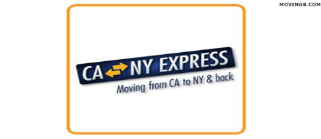 California New York express - Moving Services