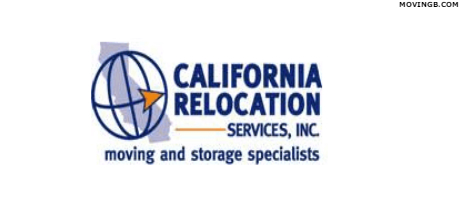 California Relocation Services - California Movers