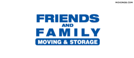 friends And Family Moving - Moving Services