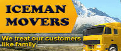Iceman movers - Mover