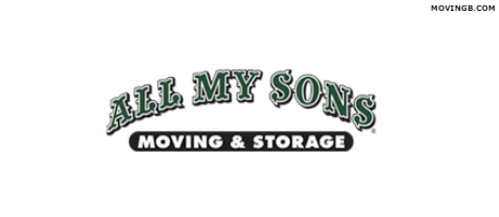 All My Sons Moving and storage - Maryland Home Mover