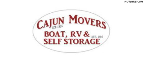 Cajun Movers - Texas Movers