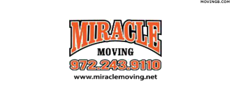 Miracle Moving - Dallas Home Movers