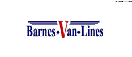 Barnes Van Lines - Georgia Movers