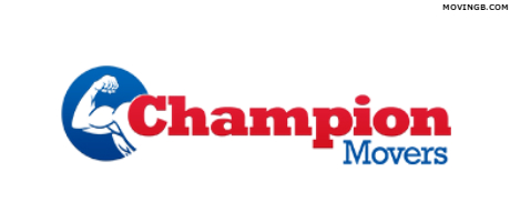 Champion Movers - Long Distance Movers