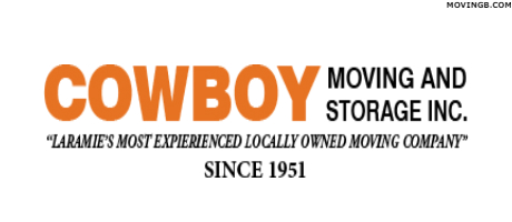 Cowboy Moving and Storage - Wyoming Home Movers