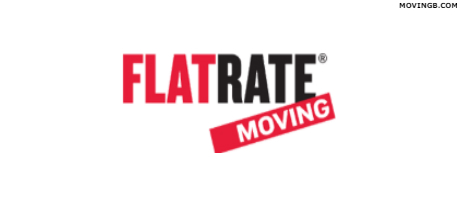 Flat Rate Moving California - Los Angeles Movers