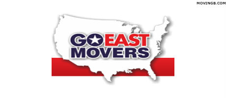 Go East Movers - California Movers