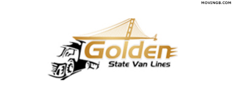 Golden state van lines - California Movers