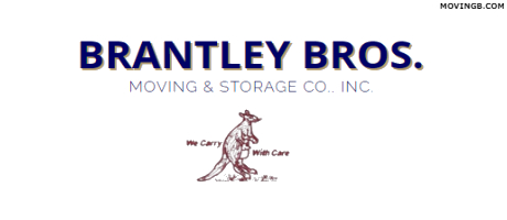 Brantley Bros moving and Storage - New Jersey Home Movers