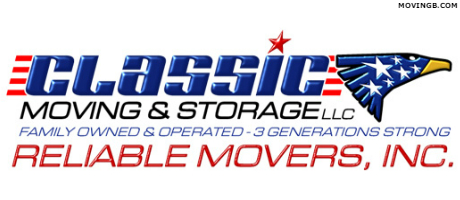 Classic Moving - New Jersey Movers