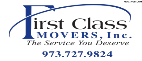 First Class Movers - New Jersey Home Movers