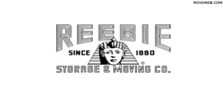 Reebie storage and Moving - Chicago Movers
