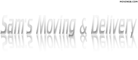 Sams Moving and delivery - Chicago Movers