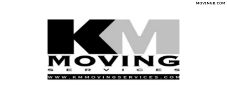 KM Moving services - California Movers