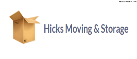 Hicks Moving - New York Movers