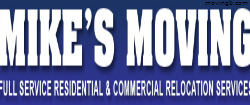 Mikes moving - Household moving company