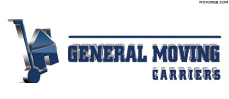 General Moving Carriers - New Jersey Home Movers