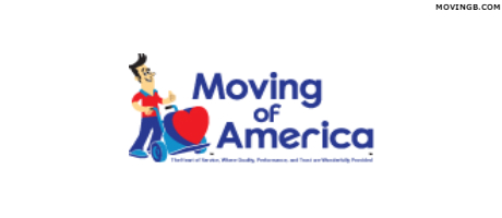 Moving of America - New Jersey Movers