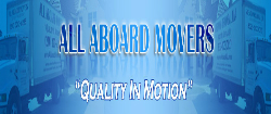 All aboard movers - San Antonio movers