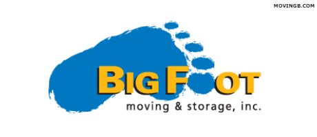 Big foot Moving - Moving Services