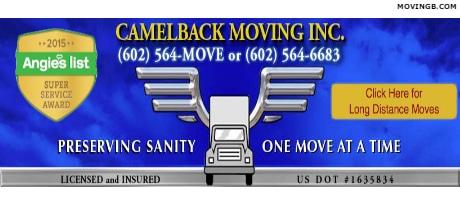 Camelback Moving - Arizona Movers