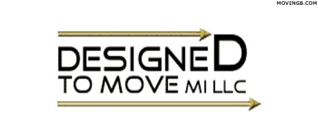 Designed To Move - Michigan Home Movers